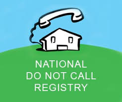 Do Not Call Registry telefono